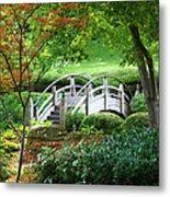 Fort Worth Botanic Garden Metal Print