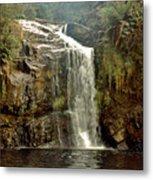 Forth Falls Tasmania Metal Print