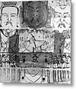 Founders Of Chinese Medicine, 5000�4500 Metal Print