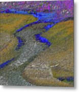 Fountain Creek Metal Print