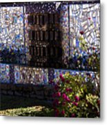 Fountain Of Color Metal Print
