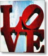 Fountain Of Love  Metal Print