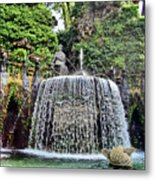 Fountains.  Tivoli. Metal Print