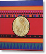 Four Corners - Seminole Metal Print