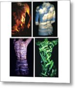 Four Elements Metal Print