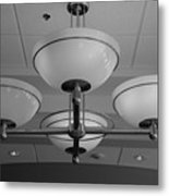 Four Lights Metal Print