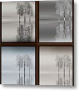 Four Seasons Metal Print