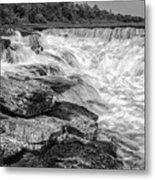 Fourth Chute Falls Metal Print