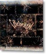 Fourth Of July Celebration Metal Print