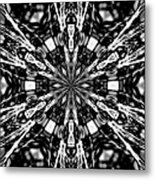 Fractal 7 Metal Print
