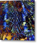 Fractal Of The Day Metal Print