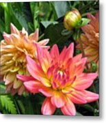 Fragrant Grouping Metal Print