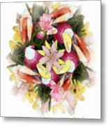 Fragrant Seabreeze Metal Print