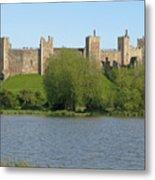 Framlingham Castle Metal Print