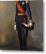 Francois-ferdinand-philippe Dorleans Prince De Joinville Franz Xavier Winterhalter Metal Print
