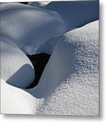 Franconia Brook - White Mountains New Hampshire  Metal Print