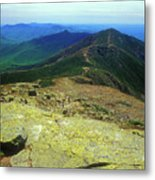 Franconia Ridge Trail Metal Print