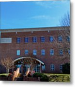Frank Family Science Center At Guilford College Metal Print