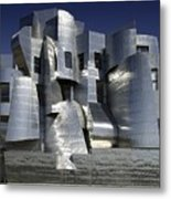 Frank Gehry Designed The Frederick R Metal Print by Everett