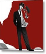 Frank Sinatra Pal Joey  1957-2015 Metal Print