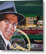 Frank Sinatra - The Capitol Years Metal Print