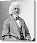 Frederick Douglass 1818-1895, African Metal Print