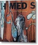 Free Art Number 1005  Metal Print