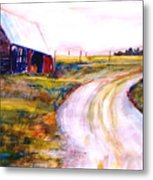 Freedman Farm Metal Print