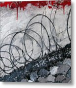 Freedom - Award To The Brave Metal Print