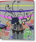 Freedom Of Heart Metal Print