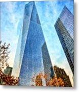 Freedom Tower Metal Print