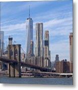 Freedom Tower I I Metal Print