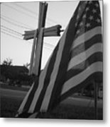 Freedoms Metal Print