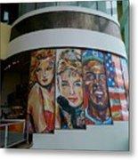 Freestyle Art Series - 2 Metal Print