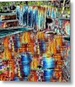 Freeway Park 8 Metal Print