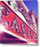 Fremont By Day Metal Print
