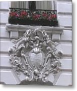 French Influence Metal Print
