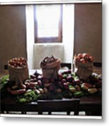 French Kitchen Metal Print