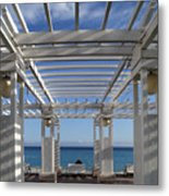 French Riviera 1 Metal Print