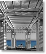 French Riviera 1c Metal Print