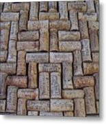 French Wines Metal Print