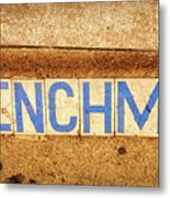 Frenchmen St. Nola Metal Print