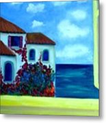 Fresh Sea Air Metal Print