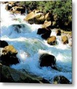 Fresh Water - Colorado Rockies Metal Print