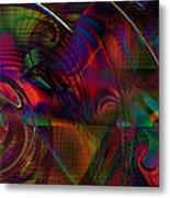 Fresnel Metal Print