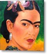 Frida Kahlo 2003 Metal Print