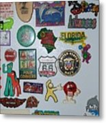 Fridge Magnets Metal Print