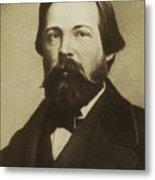 Friedrich Engels Metal Print