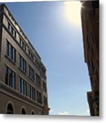 Frisco Square Metal Print