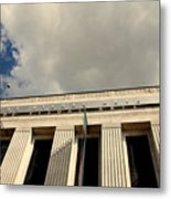 Frist Center For The Visual Art In Nashville Tn Metal Print